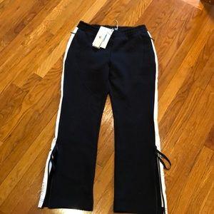 Adidas / Stella McCartney track pants. NWT size M